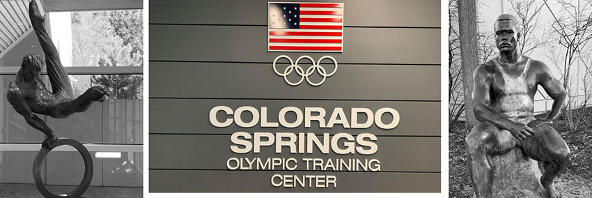 Select Coaching Camp at the USA Olympic and Paralympic Training Center